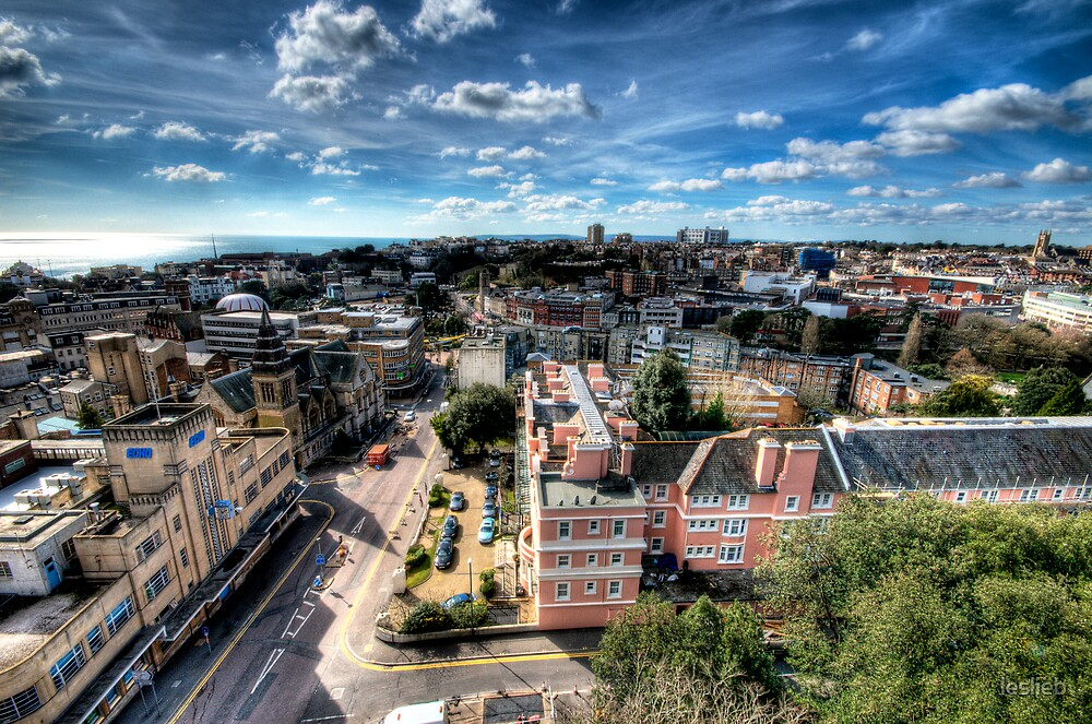 Bournemouth by leslieb