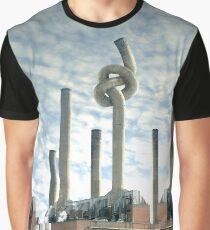 Industrial Brezel  Graphic T-Shirt