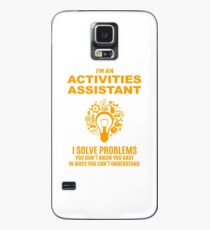 ACTIVITIES ASSISTANT Case/Skin for Samsung Galaxy