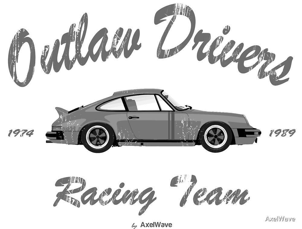 « 911 Outlaw Drivers  » par AxelWave