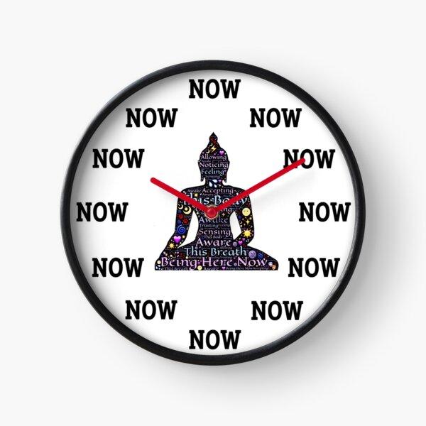 Now O'Clock Clock