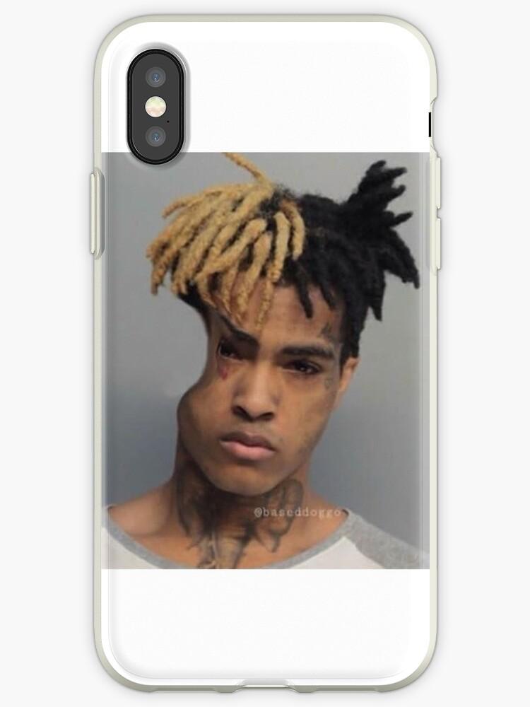 get cheap d9612 febac 'XXXTENATCION JUMPED' iPhone Case by Zaydii