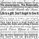 Quotes - Collection of Young Adult Book Quotes by caitjacobs