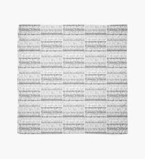 Quotes - Collection of Young Adult Book Quotes Scarf