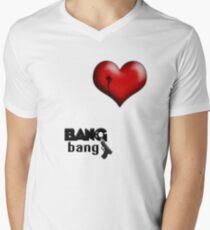 BANG bang! Men's V-Neck T-Shirt