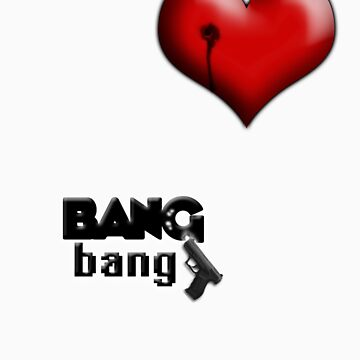 BANG bang! by virgimaxdesigns