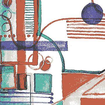 Abstract1 by patsymbush