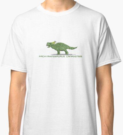 Pixel Pachyrhinosaurus Classic T-Shirt