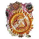 STEAMPUNK LOVE HEART by Nicola Furlong