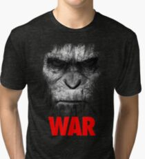 Apes War Tri-blend T-Shirt