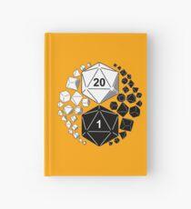 Roll D & D  Hardcover Journal