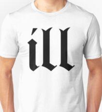 Ill Black T-Shirt