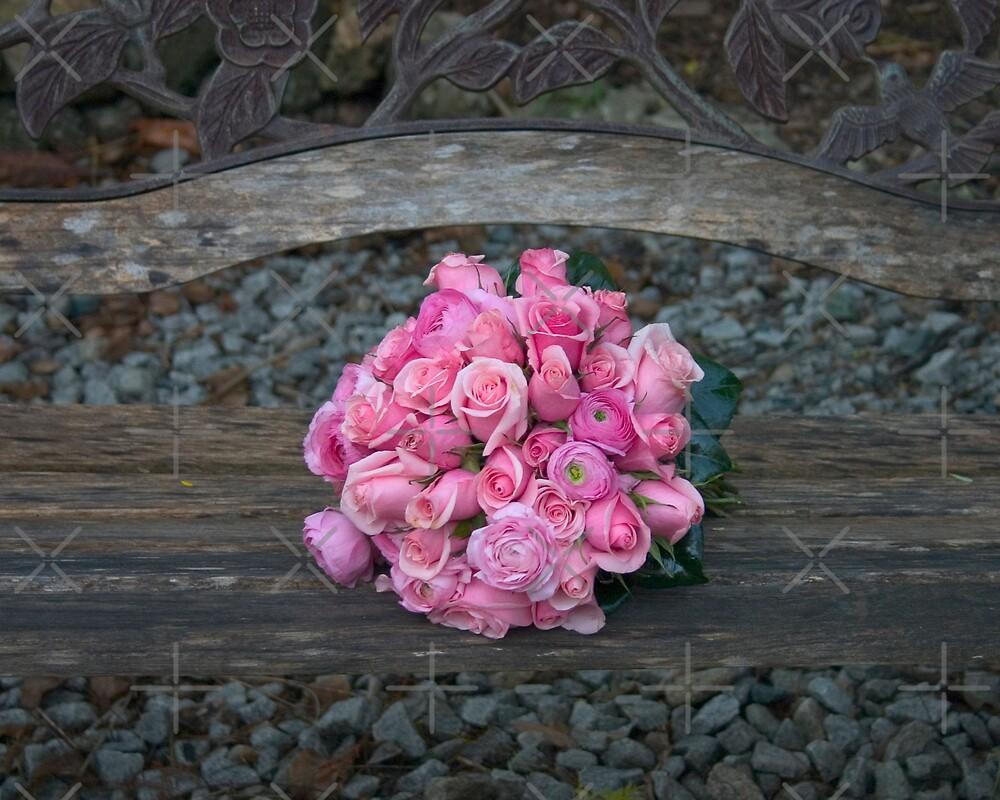 Sandra's Roses by Adrianne Yzerman