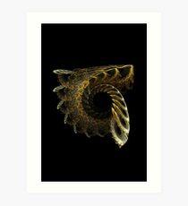 Dragon's Tail Art Print