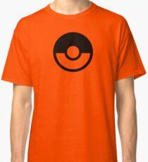 Pokémon Symbol - Super Smash Bros. (black) Classic T-Shirt
