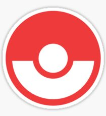 Pokémon Symbol - Super Smash Bros. (color) Sticker