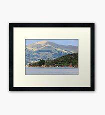 Robinson's Bay Framed Print