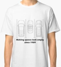 MX-5 making spaces look empty since 1989 Classic T-Shirt