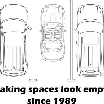MX-5 making spaces look empty since 1989 by oliver9523