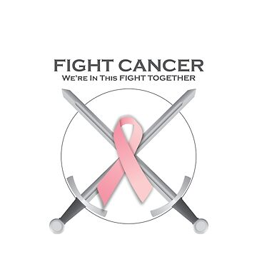 Fight Cancer Fight Together (Grey) by BLectro