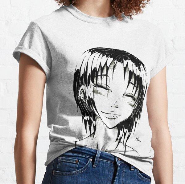 Aria au sourire angélique T-shirt classique