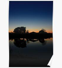 Sky Lake Poster
