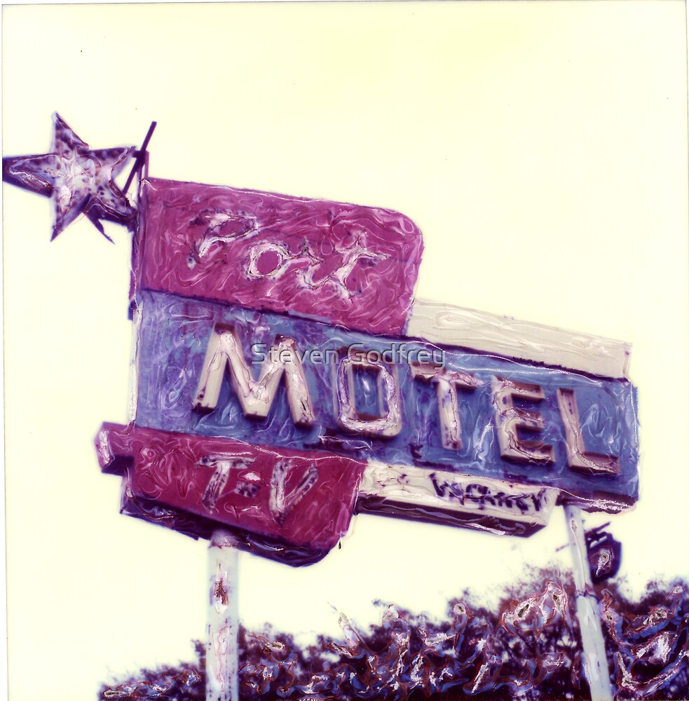 Port Motel by Steven Godfrey