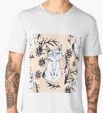 Happy Cat Men's Premium T-Shirt