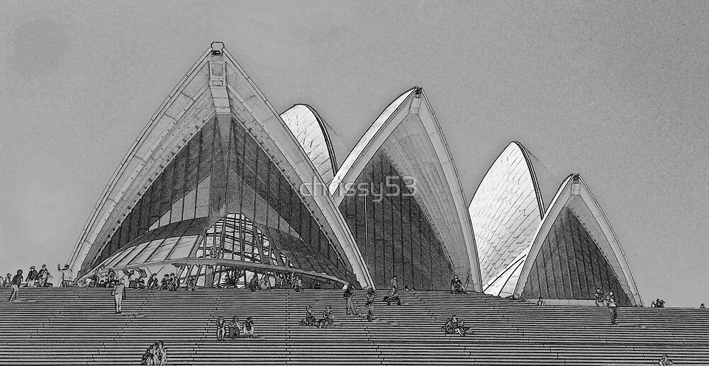 Opera House by chrissy53