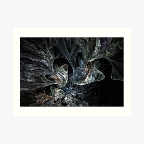 Spirits of the Night Art Print