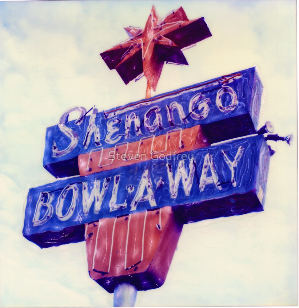 Shenango Bowl-A-Way by Steven Godfrey