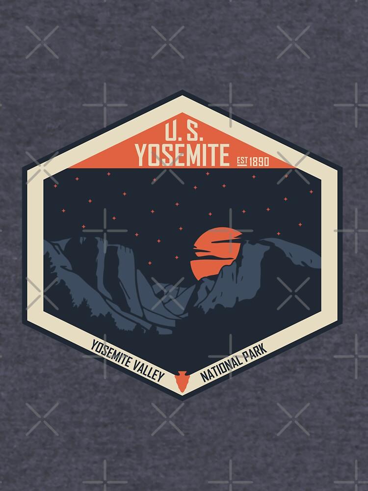 Yosemite Nationalpark von moosewop