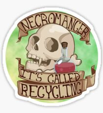 General Recycling Sticker