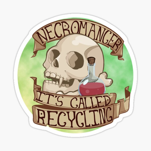 It's Called Recycling Sticker