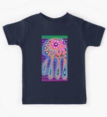 Squid No. 29 - Dia De Los Squid Kids Tee