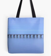 Streaky Bay Wharf Tote Bag