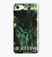 Capone and Noreaga The Reunion Cover Art  Design Supreme iPhone Case/Skin