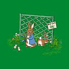 Peter's Backyard Bargains - Gardening with Rabbits! by meredithdillman