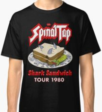 Spinal Tap - Shark Sandwich Tour 1980 Classic T-Shirt