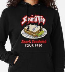 Spinal Tap - Shark Sandwich Tour 1980 Leichter Hoodie