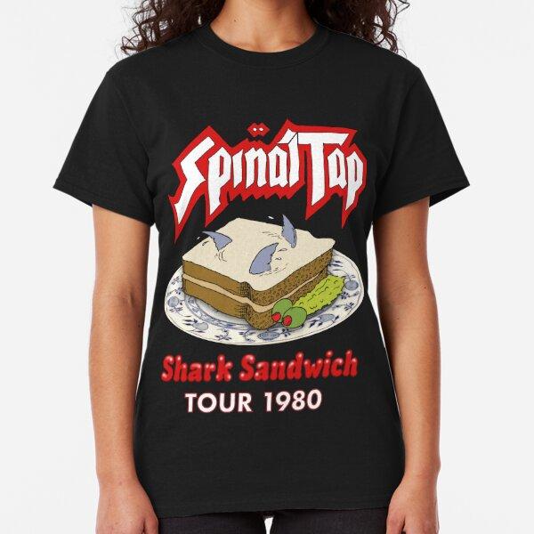 Spinal Tap - Shark Sandwich Tour 1980 Classic T-Shirt