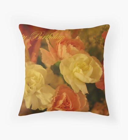 Victorian Throw Pillow
