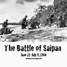 Battle of Saipan 75th Anniversary (1944 to 2019) by saipan