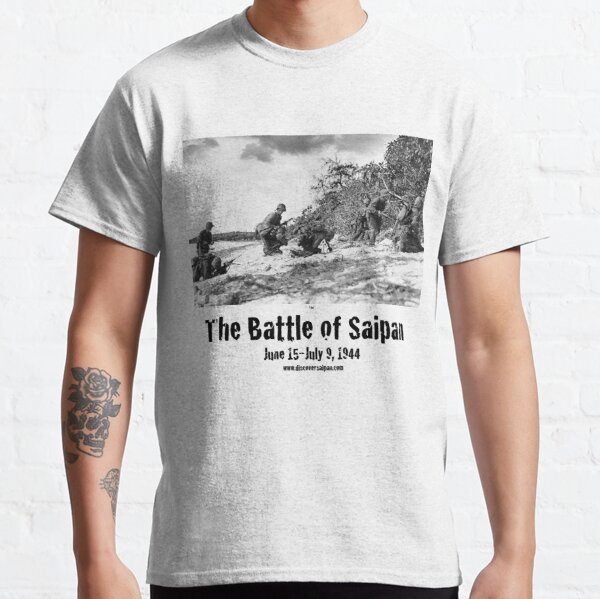 Battle of Saipan 75th Anniversary (1944 to 2019) Classic T-Shirt