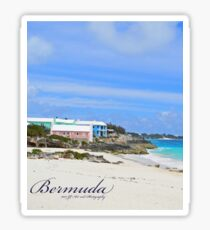 Bermuda - St Johns Beach Sticker