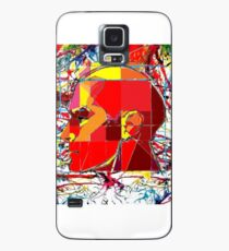 Thinking color 2000  Case/Skin for Samsung Galaxy