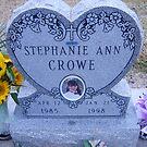 Stephanie Crowe by AmyAutumn