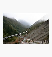 Arthurs Pass Photographic Print