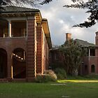 Ruins of Newhaven Boys Home Newhaven Philip Island Victoria 20170422 0251 by Fred Mitchell