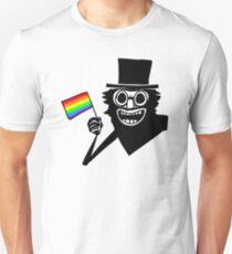 Babadook Flag Rainbow Unisex T-Shirt